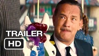 Saving Mr. Banks Official Trailer #1 (2013) Tom Hanks Movie