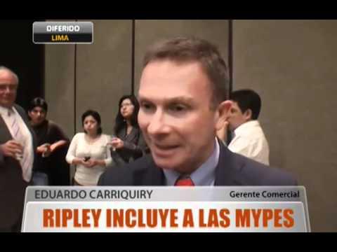 Ripley incluye a las Mypes