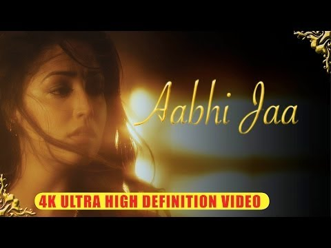 World Premiere of Aabhi Jaa Exclusive 4K Video 1st Time in India | A.R. Rahman
