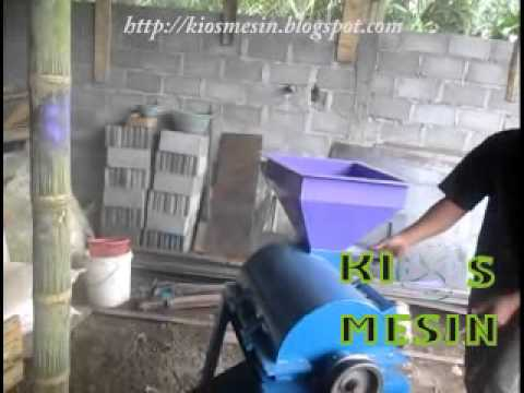 mesin penggiling batu bata dan genteng