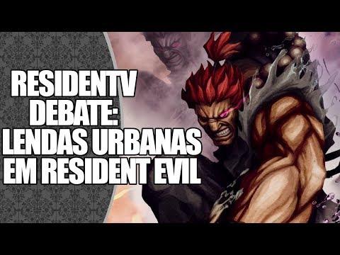 ResidenTV #75 - Debate: Mitos e Lendas Urbanas em Resident Evil