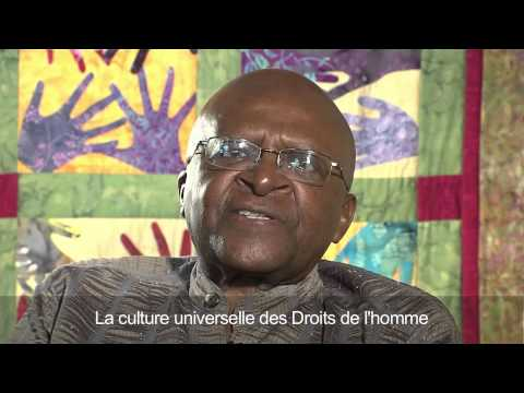 Archbishop Emeritus Desmond Tutu, Laureate of the UNESCO/Bilbao Prize 2012