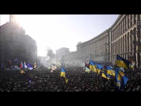 Thousands Of Ukrainians Protest In Front Of Presidents Residence