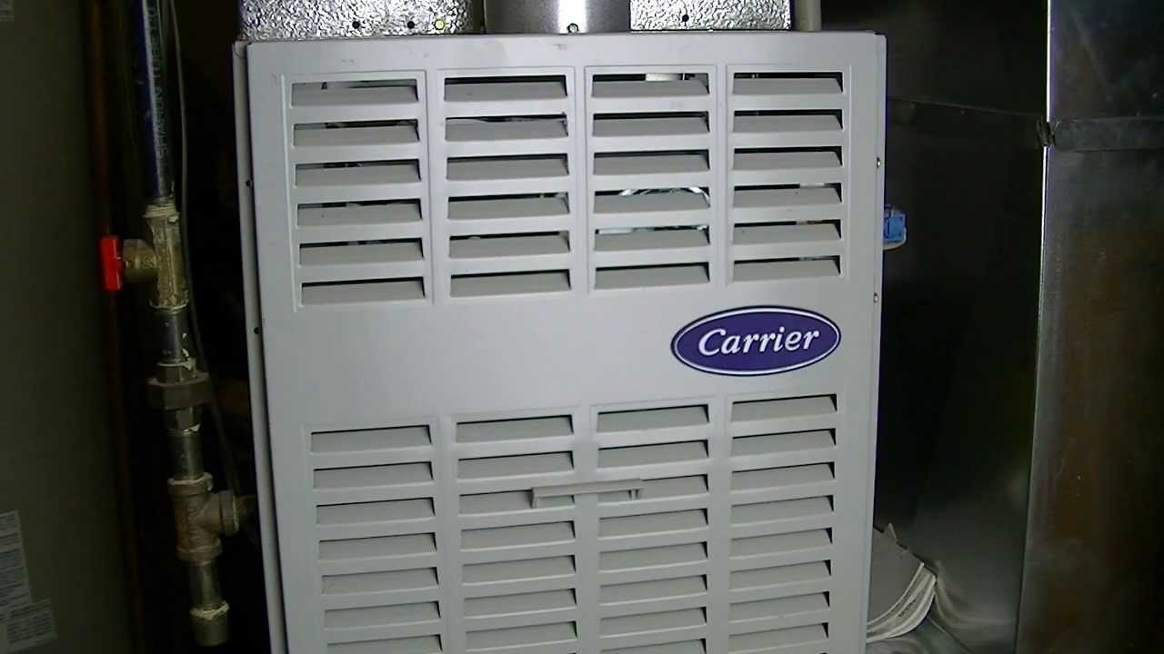 Furnace Blower Noise : Carrier furnace blower motor noise