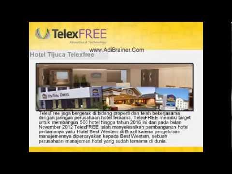 PRESENTASI TELEXFREE INDONESIA