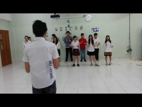 the voices of the world - tagalog ( pelangi kasih geography project )