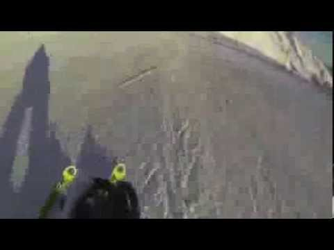 ► MICHAEL SCHUMACHER : Video of Ski-Accident from Helmet Camera