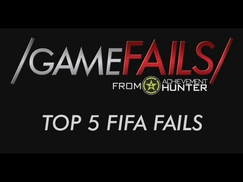 Game Fails: Best of FIFA, Ray, Michael & and anyone else in earshot take a look at the best FIFA fails you've submitted! For more Game Fails visit http://www.youtube.com/gamefails Got...