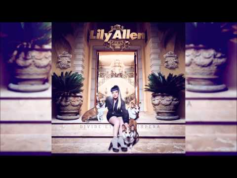 Lily Allen - Sheezus (full album)