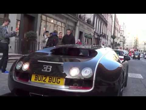 Justin Bieber in Bugatti Supersport 16.4 Super Fast Fast and Furious