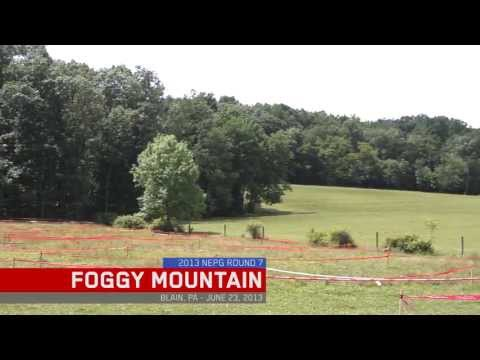 2013 National Enduro Round 7 - Foggy Mountain