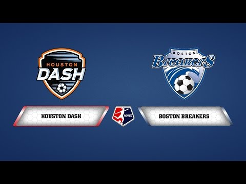 Houston Dash vs Boston Breakers