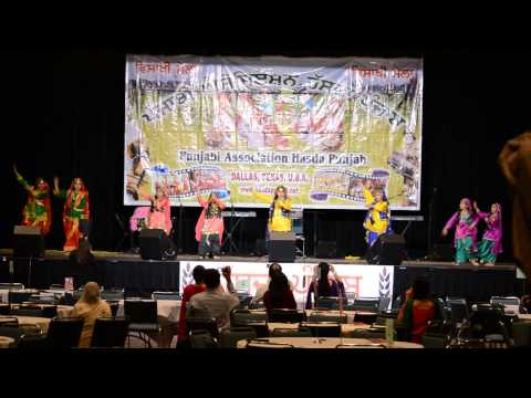 Bhangra by Mastee Dance School - Girls