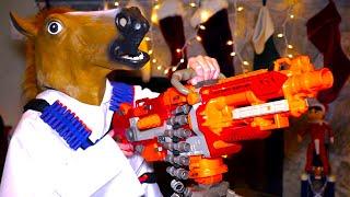 Nerf War: Christmas Battle 2
