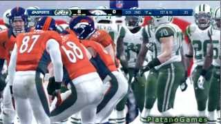 NFL Playoffs 2013 New York Jets Vs Denver Broncos