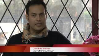 Entrevista a Jerónimo Garrido, actor de la obra El Malo