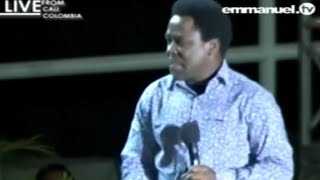 Crusade In Colombia With Prophet TB Joshua Day 1, 11 July