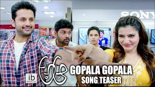 A Aa  Song and Dialogue Teasers