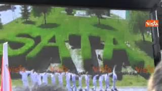 UNIONS IL VIDEO IRONICO FIOM CONTRO LA NUOVA FIAT MARCHIONNE 28-03-15
