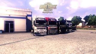 Euro Truck Simulator 2 Multiplayer First Open Alpha Test