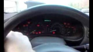 2001 Oldsmobile Intrigue Bad Ignition Switch