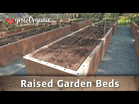 Raised Garden Box Kits - For Beautiful, Long Lasting Beds