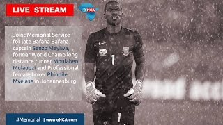 LIVE: Memorial Service for fallen <b>sport</b> stars - Mulaudzi &amp; Mvelase ubscribe to eNCA for latest news. No Fear. No Favour:...</div><div class=