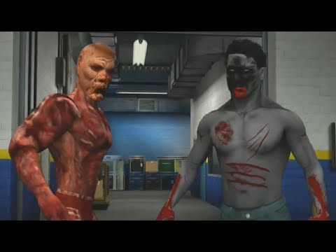 THE WRESTLING DEAD - WWE 2K14 STORY