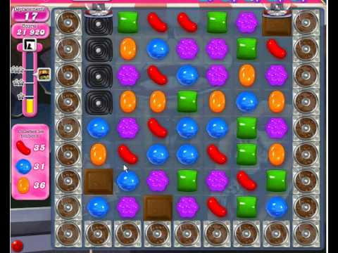 Candy crush saga level 220 - YouTube