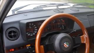 Alfa Romeo Alfetta 2000 L del 1982