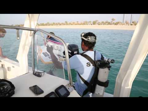 Abu Dhabi International Marine Sport Club, Powerboat Training 2013