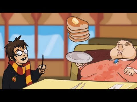 YO MAMA SO FAT! Harry Potter