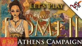 "Let's Play - Total War: Rome 2 - Athens Campaign Ep.30 ""Close To Victory"""