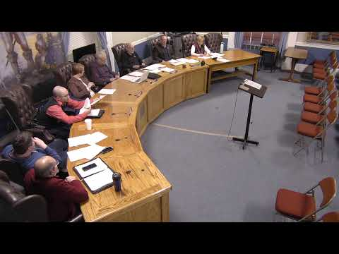 City of Plattsburgh, NY Meeting  2-13-20
