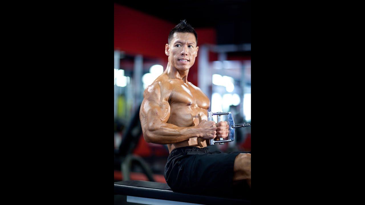 David Yeung Bodybuilding - Viewing Gallery
