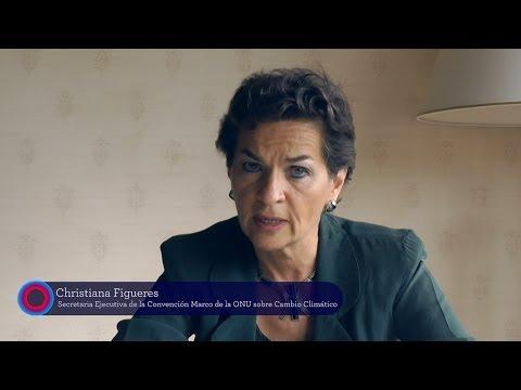 Christiana Figueres y las expectativas rumbo a la COP20