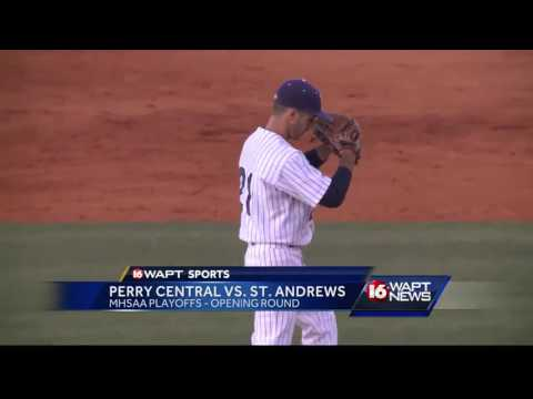 St. Andrews edges Perry Central to advance to second round