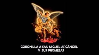 Promesas De La Coronilla A San Miguel Arcángel.