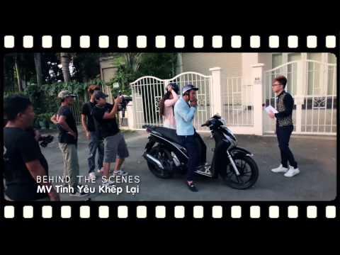 [Behind The Scenes] Tình Yêu Khép Lại - Cao Tùng Anh