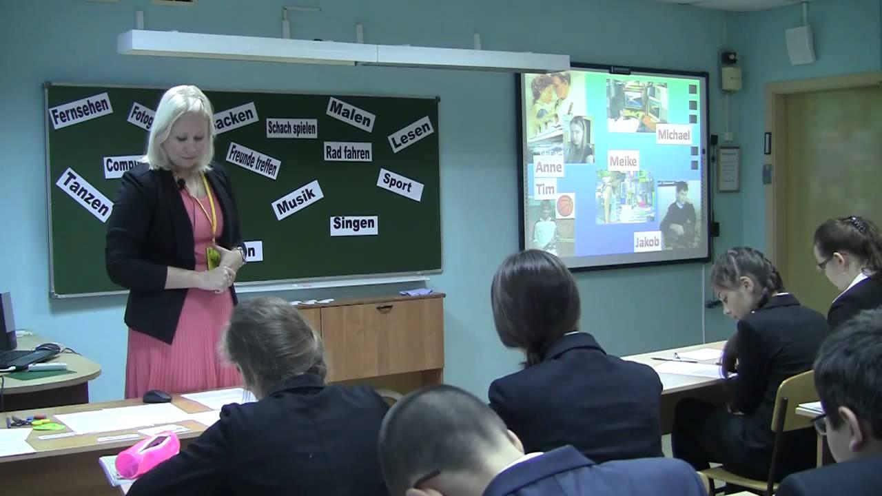 Мастер класс учителя английского языка на конкурсе 101