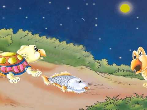 CA RO CON LEN BO- Thơ Cá rô con lên bờ Mầm non