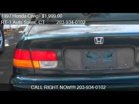 1997 Honda Civic Dx Coupe For Sale In West Haven Ct 06516