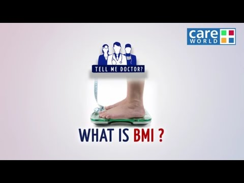 What Is BMI ? - Tehzeeb Lalani - Tell Me Doctor