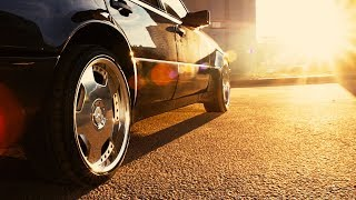 Mercedes 1993 года с V8 за 140 000 / Стильный старый Немец! . Илья Стрекаловский