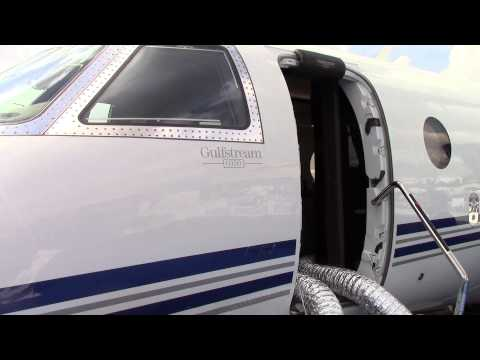 Gulfstream G150 Business Jet