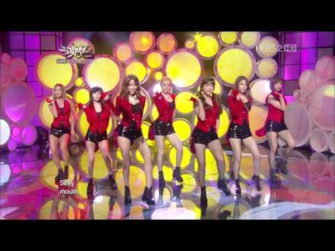 (120921)(HD) T-ara - Sexy Love