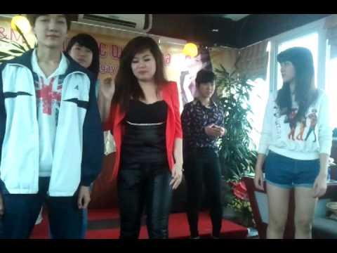 Học nhảy bài Bay - Quỳnh Nga