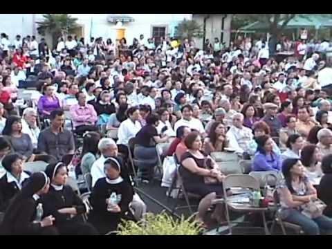 Hành Hương 2012 Thứ 6 & Thứ 7 tại Gx Đức Mẹ Lavang Portland, Oregon. P6 End.avi