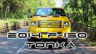 2014 F150 TONKA Full Review And Walk-Around
