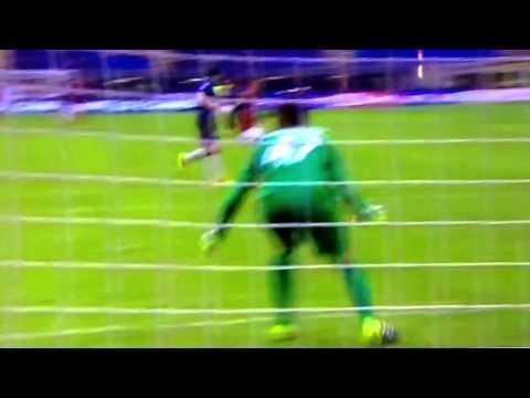 100° Gol di Kaka (Milan 1-0 Atalanta) 06.01.2014